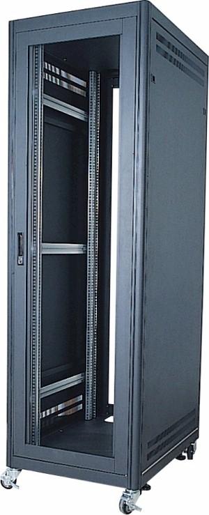 "38U Cabinet, 23.5x35.5x76""(h), black only, 285 lbs: Server ..."