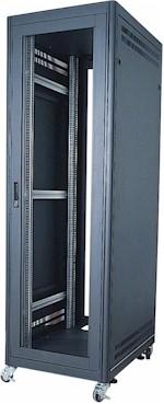 "29U Cabinet, 23.5x31.5x61""(h), black only, 225 lbs"