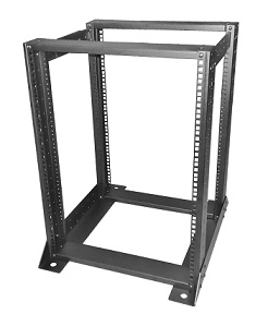 15u 4 Post 31 5 Overall Deep Heavy Duty Steel Rack