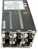 Emacs 3U 800W 2+1 redundant PS, 24+8+4pin, 13 big + 3 small connectors