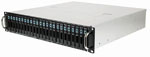 "2U, 24 x 2.5"" HDD trays, 6GB/s SATA/SAS, 500W redundant PS, 1 x Expander"