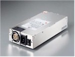 EMACS 1U 300W ATX-12V Power Supply, 20+4pin